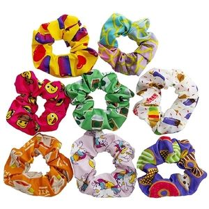 Hair Scrunchies 8 Pack